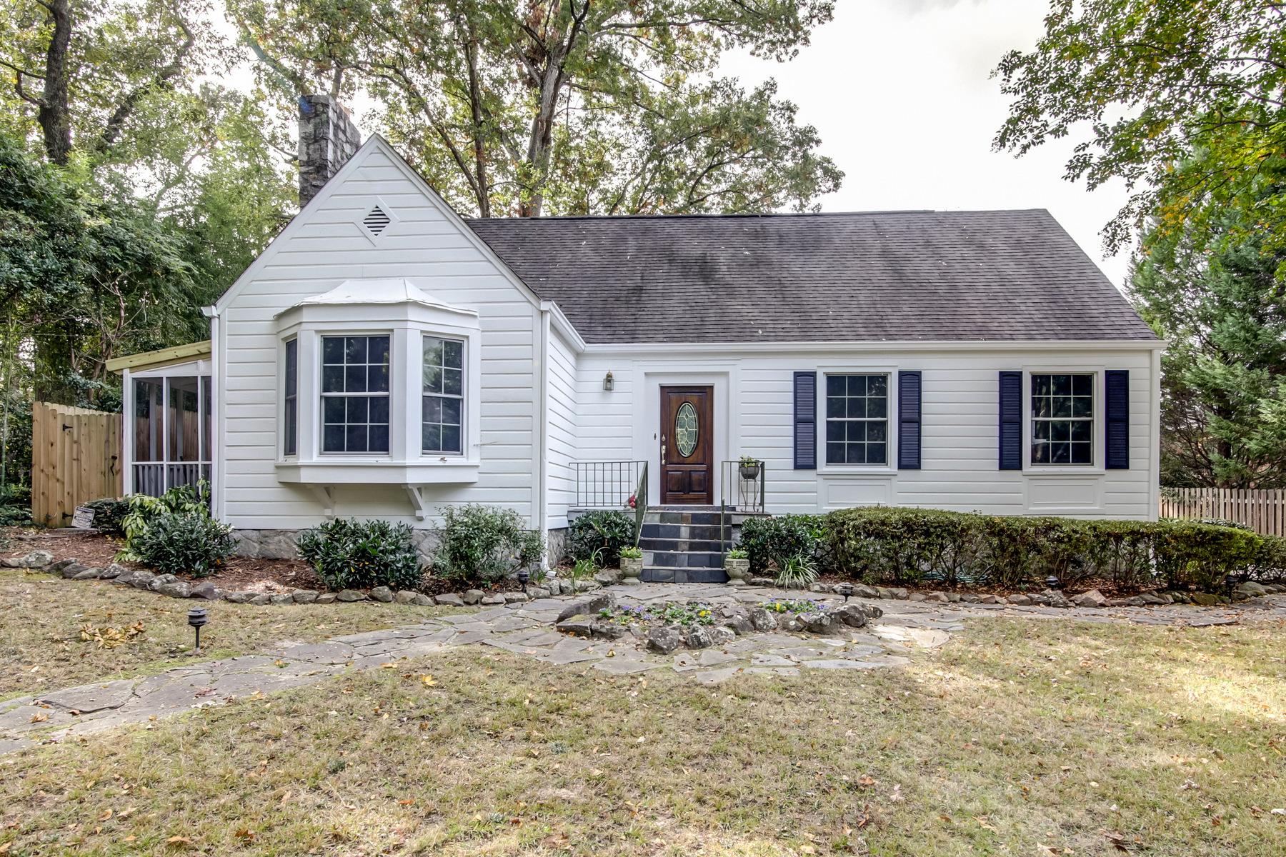 Maison unifamiliale pour l Vente à Brookhaven 2706 Osborne Road Brookhaven, Atlanta, Georgia, 30319 États-Unis