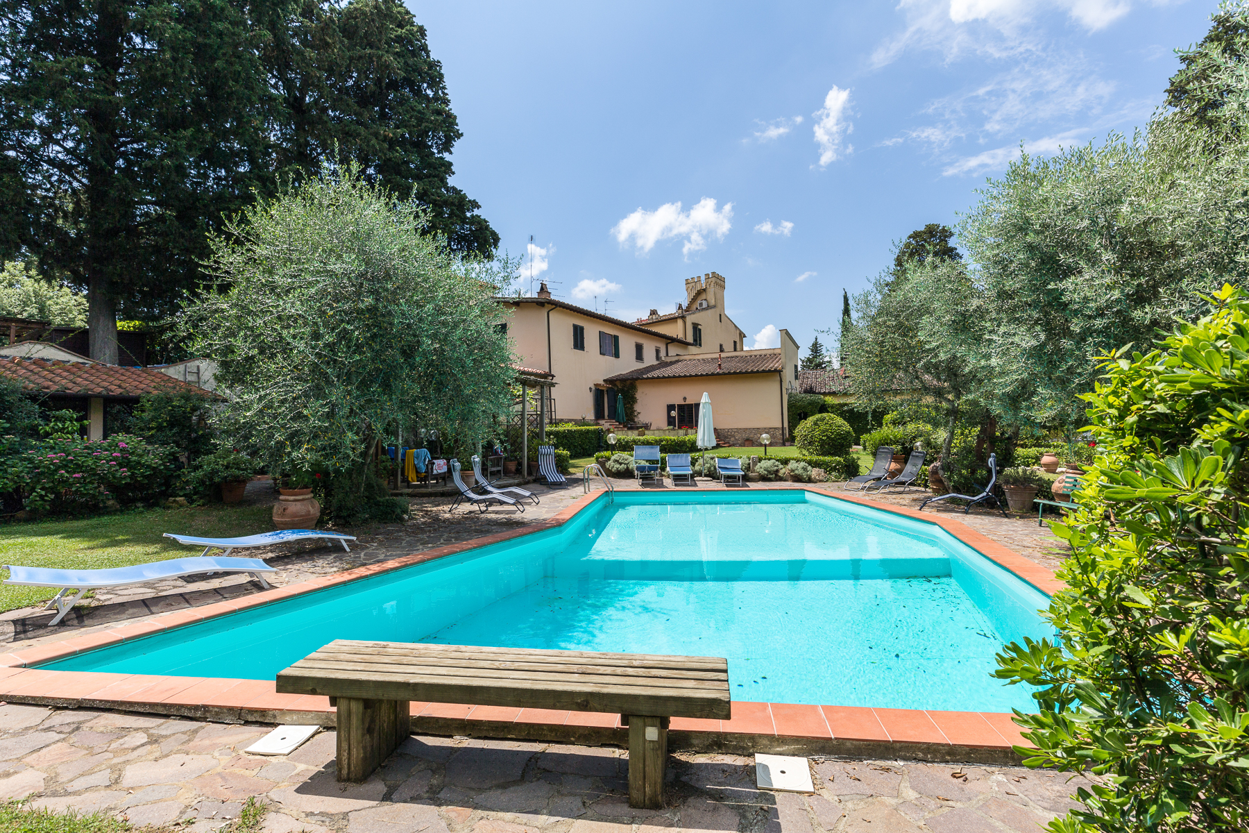 Single Family Home for Sale at Charming property near Florence Bagno A Ripoli, Italy