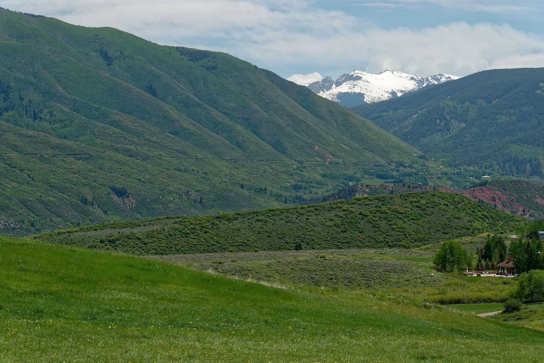 Additional photo for property listing at Build a Mountain Sanctuary in Owl Creek Ranch TBD Owl Creek Ranch Road Snowmass Village, Colorado 81615 United States