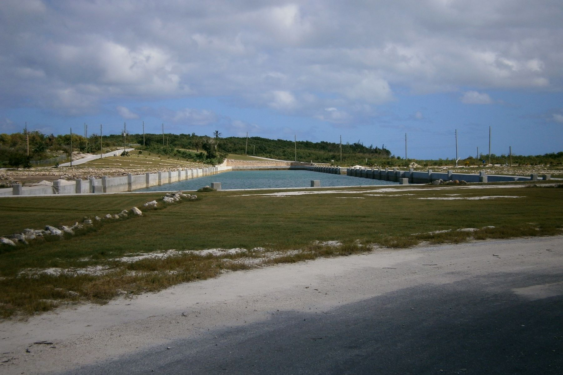 Additional photo for property listing at Canal Lot 17 - in Crystal Bay Russell Island, Spanish Wells, Eleuthera Bahamas