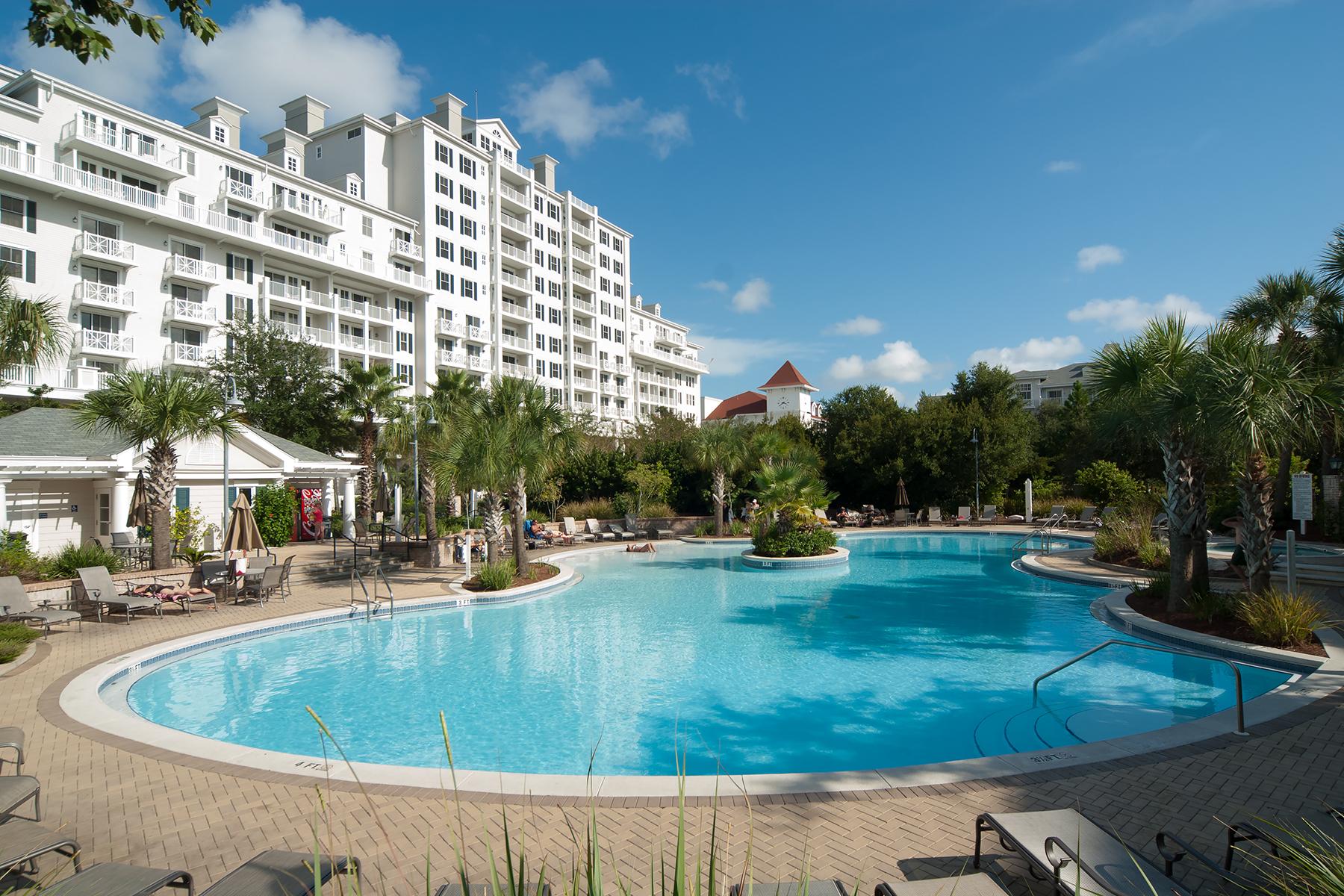 Condomínio para Venda às PENTHOUSE LEVEL LOCKOUT IN TURNKEY CONDITION 9600 Grand Sandestin Boulevard 3507 Miramar Beach, Florida, 32550 Estados Unidos