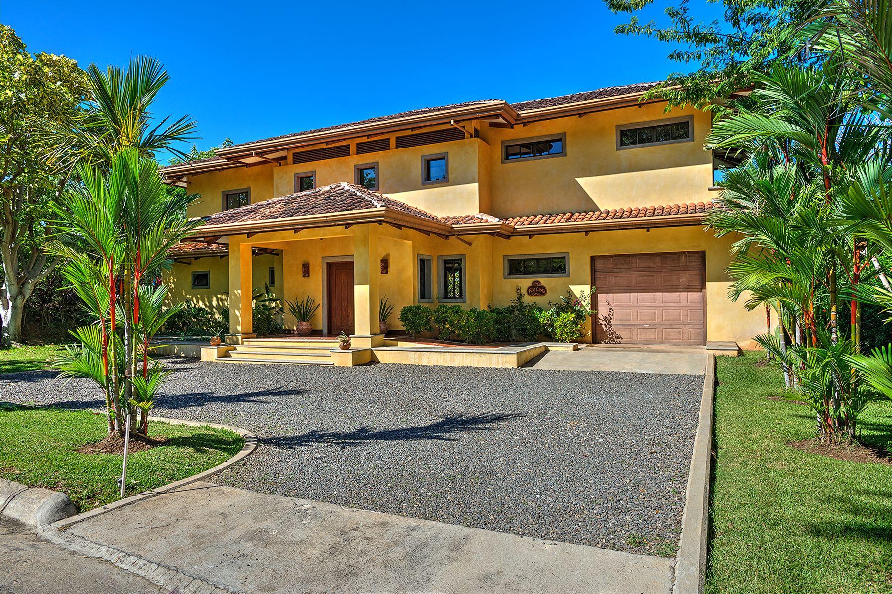 独户住宅 为 销售 在 Villa Fin Luna PRICE REDUCED Reserva Conchal, 瓜那卡斯特, 哥斯达黎加