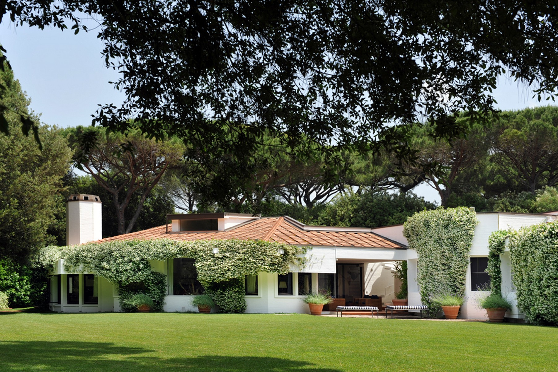 Other Residential for Sale at Stately estate with private beach Bolgheri Bolgheri, Livorno, 57020 Italy