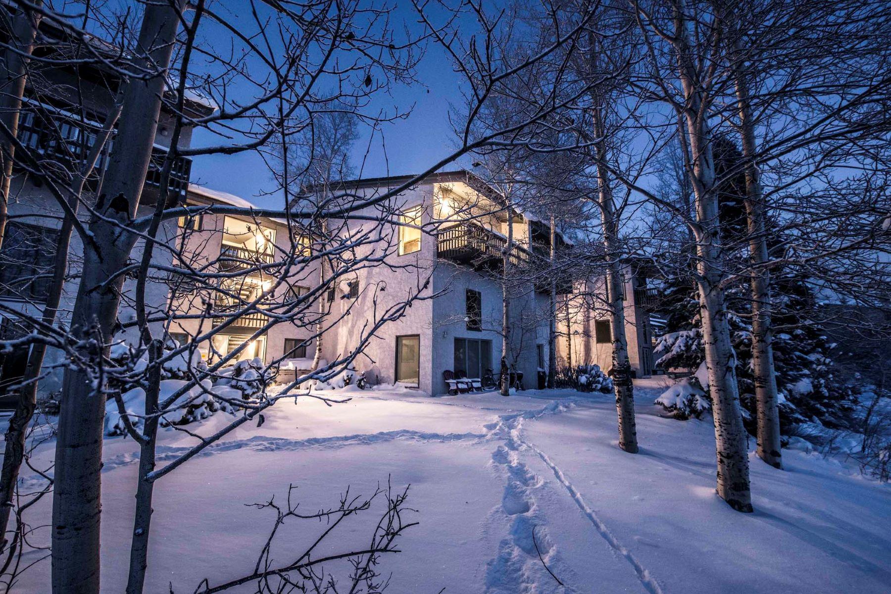 Eigentumswohnung für Verkauf beim 3 bedroom condo at Teton Village 7200 N Rachel Way C-6 Teton Village, Wyoming, 83025 Jackson Hole, Vereinigte Staaten