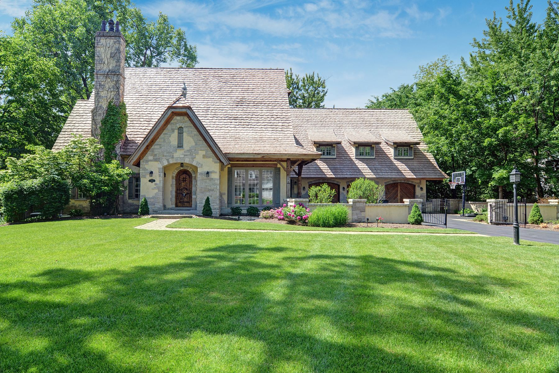 Casa Unifamiliar por un Venta en Birchwood Road 404 Birchwood Rd Hinsdale, Illinois, 60521 Estados Unidos