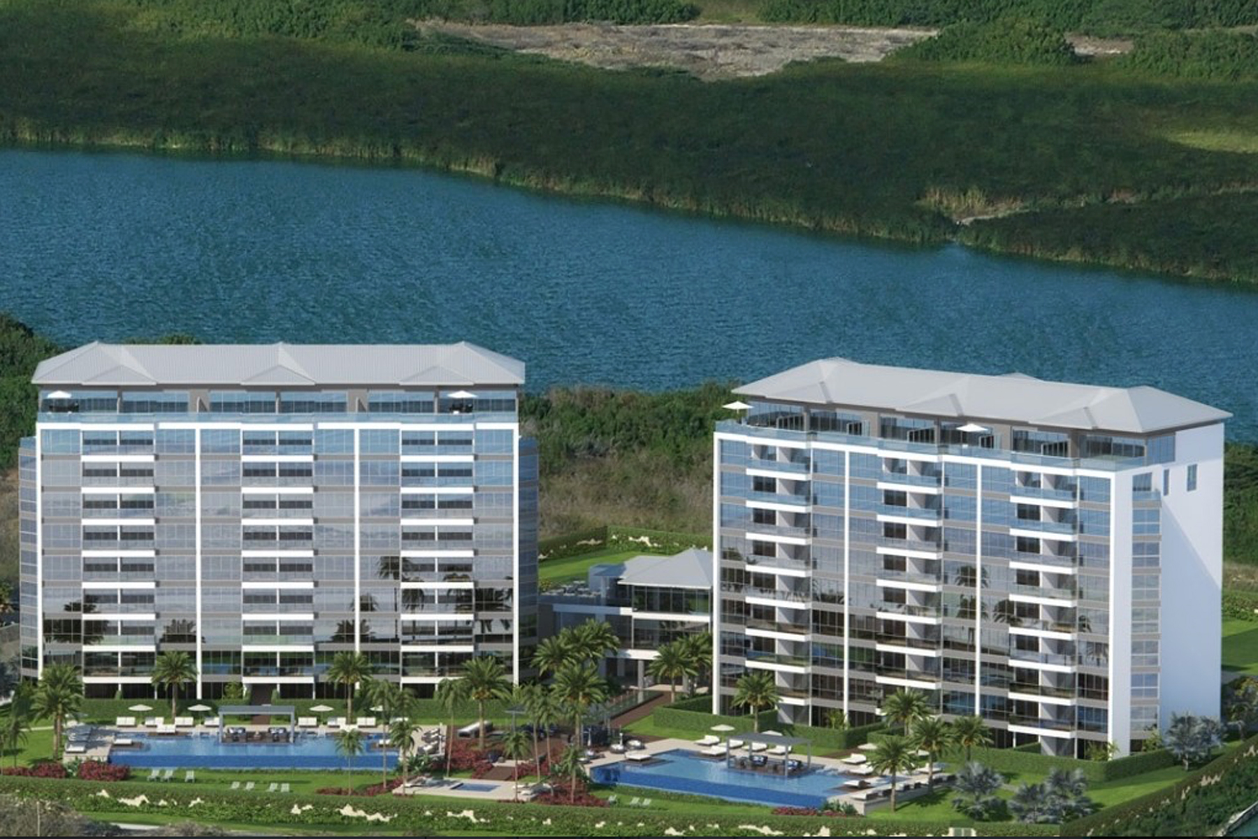 Additional photo for property listing at Azure Residences 2 bedroom Eagle Beach, 阿鲁巴 阿鲁巴岛