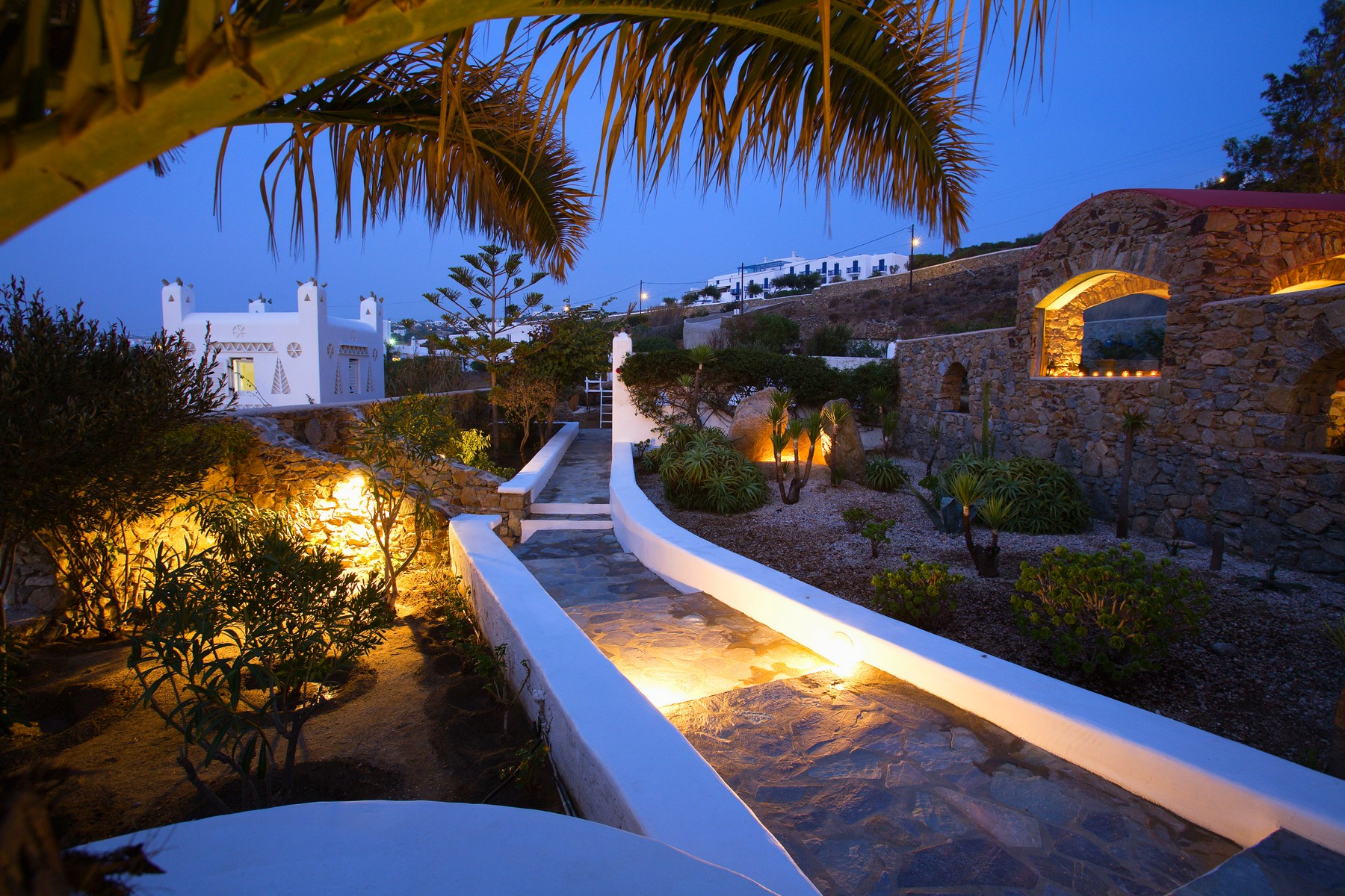Single Family Home for Sale at Indigo Bay Mykonos Indigo Bay Mykonos, Southern Aegean, 84600 Greece
