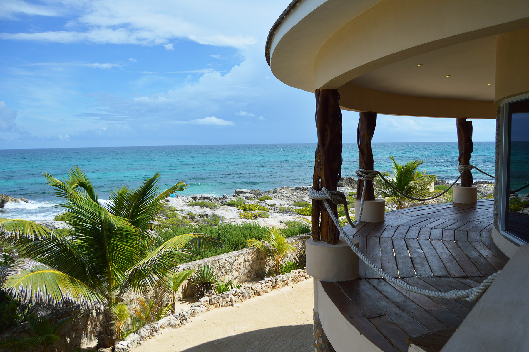 Single Family Home for Sale at SPECTACULAR RESIDENCE IN NORTH BEACH ISLA MUJERES Spectacular Residence in North Beach Punta Norte Isla Mujeres, 77409 Mexico