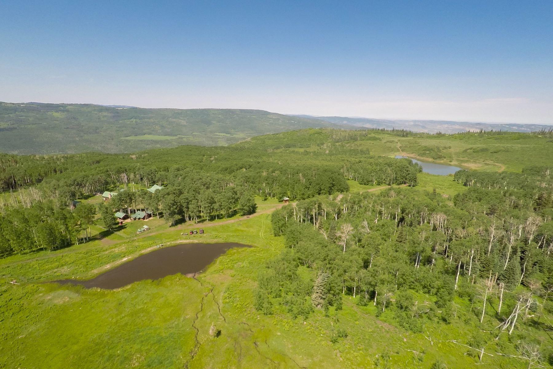 Farm / Ranch / Plantation for Sale at Dunckley Peak Ranch 10005 CR 29 Hayden, Colorado 81639 United States
