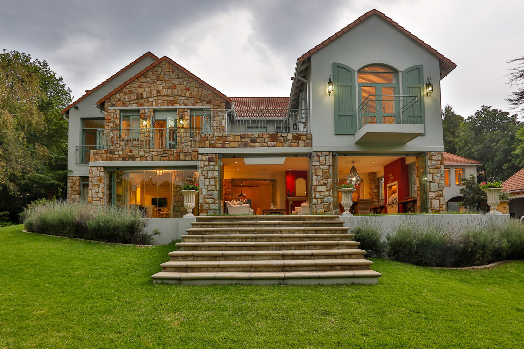 Single Family Home for Sale at Westcliff Johannesburg, Gauteng, 2193 South Africa