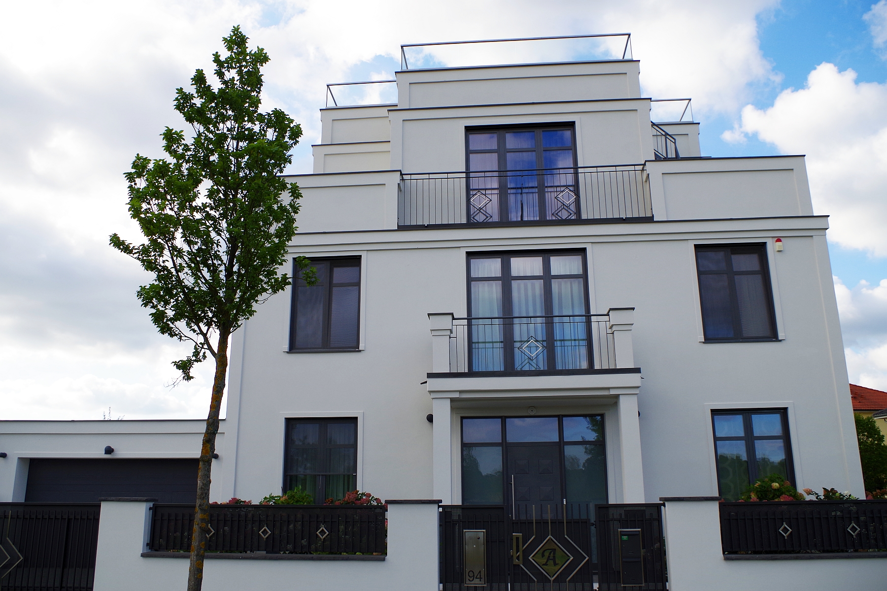 Single Family Home for Sale at Stylish elegance at landscape park Berlin-Gatow! Berlin, Berlin, 14089 Germany