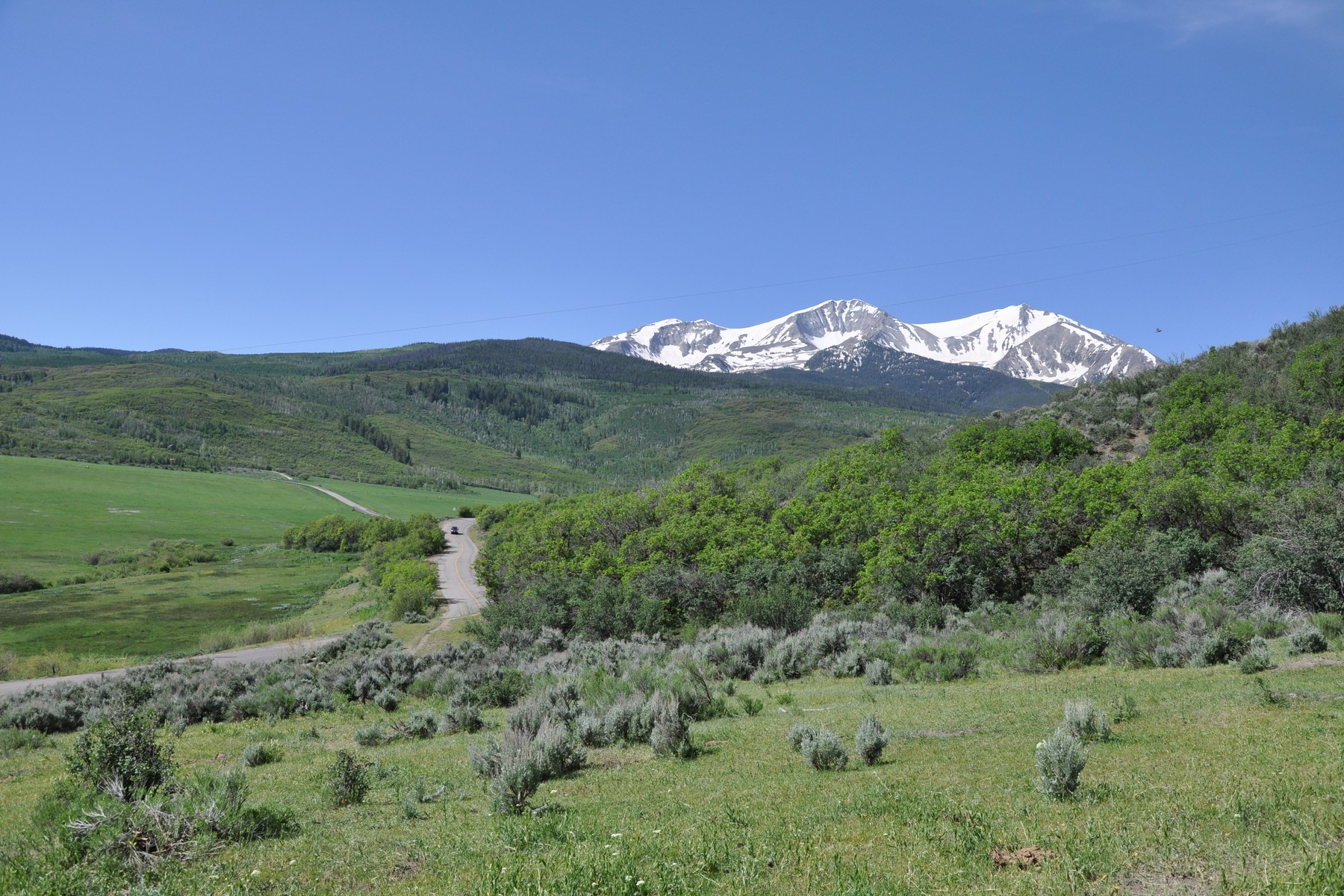 Земля для того Продажа на Sopris Mountain Ranch TBD W Sopris Creek Road, Basalt, Колорадо, 81621 Соединенные Штаты