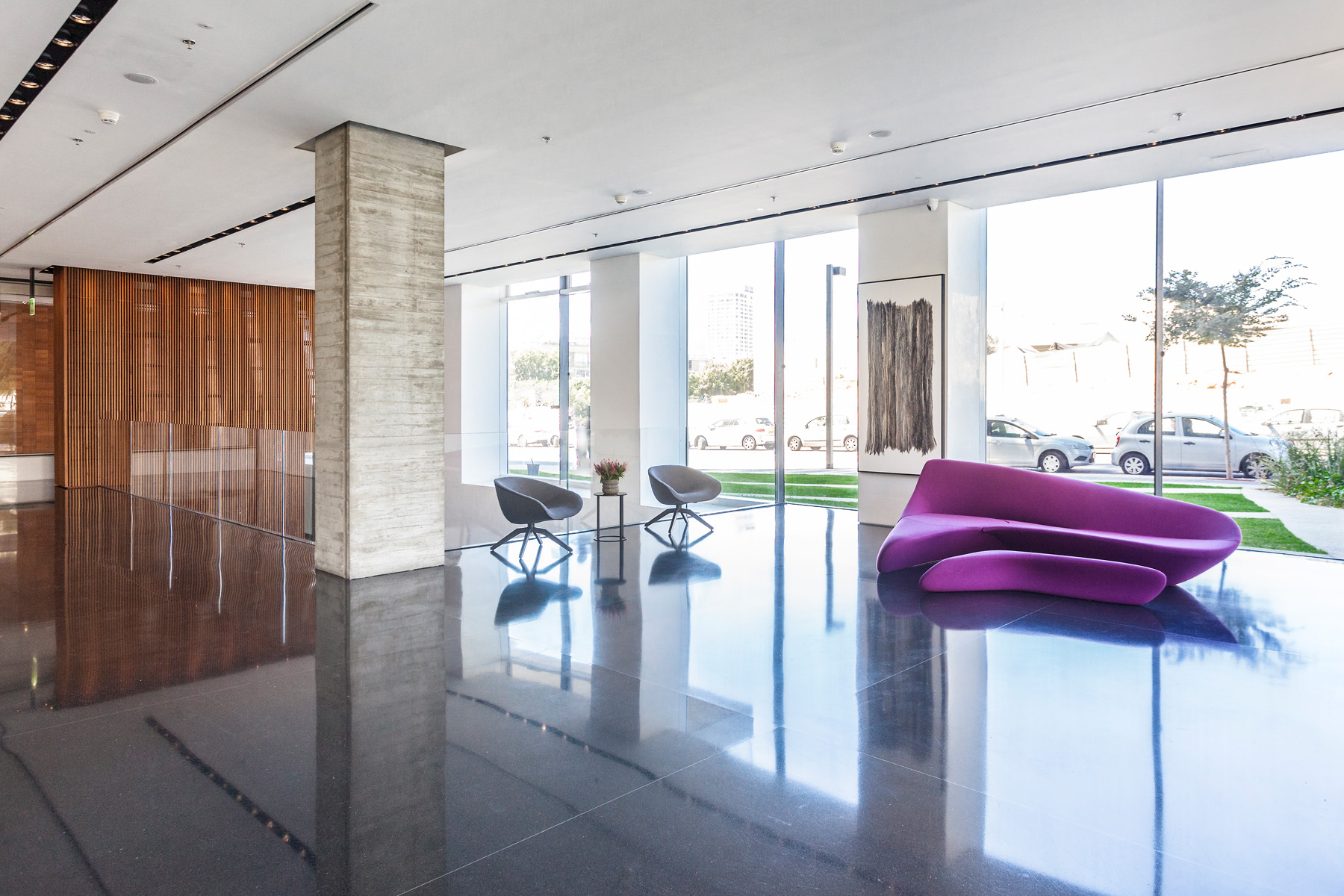 Additional photo for property listing at Modern Luxury Apartment With Incomparable Views Tel Aviv, Israel Israël