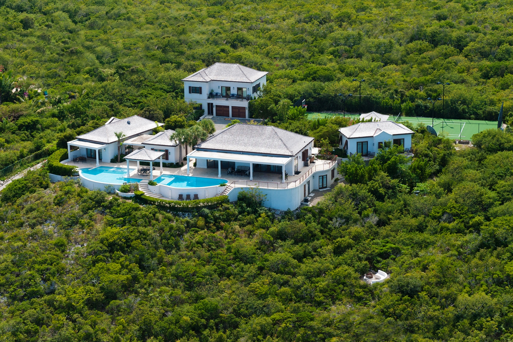 واحد منزل الأسرة للـ Sale في Gwynt A Môr Oceanview Blue Mountain, Providenciales TC Turks And Caicos Islands