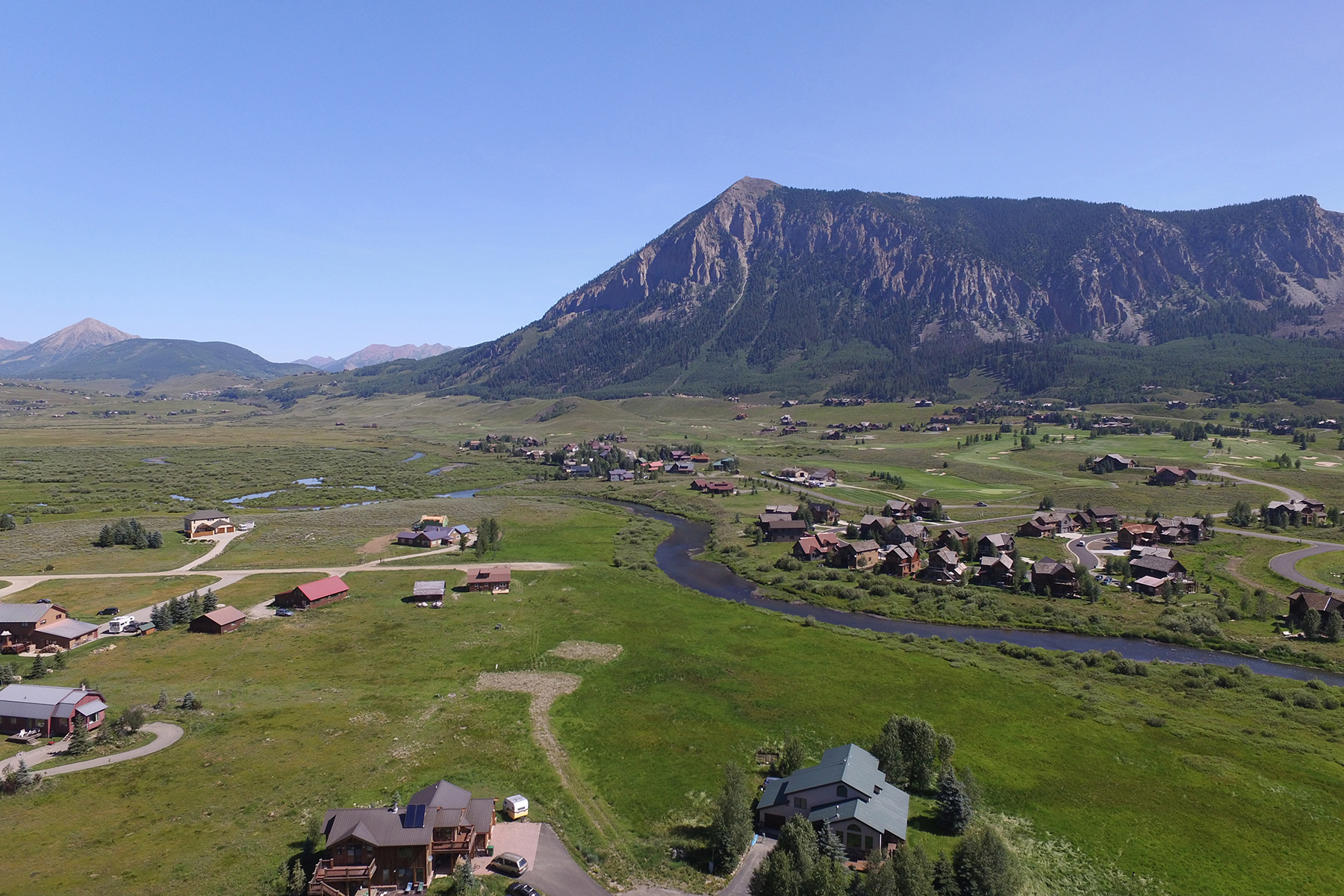 Land for Sale at A Little Piece of Heaven Slate View Lane Crested Butte, Colorado, 81224 United States