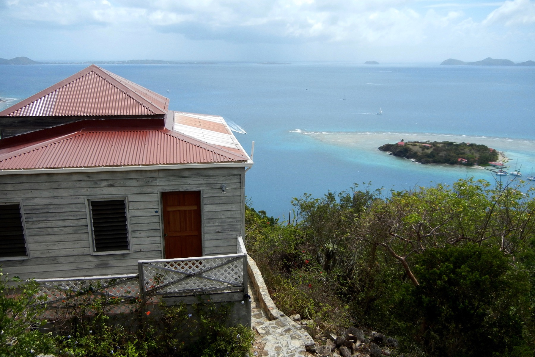 Single Family Home for Sale at Prospect Other Great Camanoe, Great Camanoe British Virgin Islands