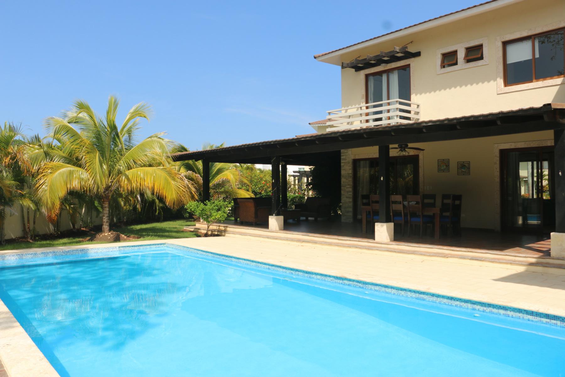 独户住宅 为 销售 在 Ocean High-Villa 1 索苏阿, 普拉塔省, 多米尼加共和国
