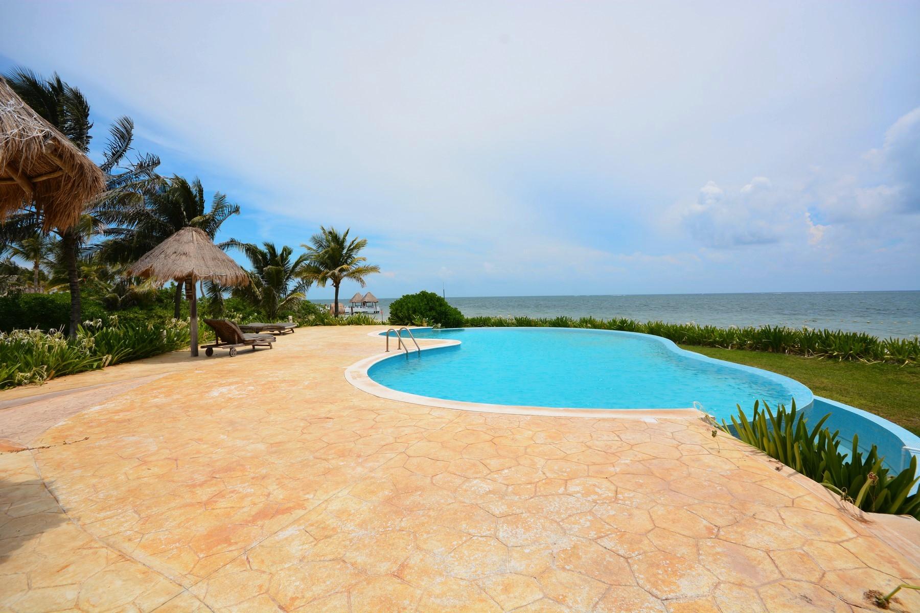 Single Family Home for Sale at SOL VILLAGE Villa Del Sol SM-11 MZ-05 L-1 Puerto Morelos, 77580 Mexico