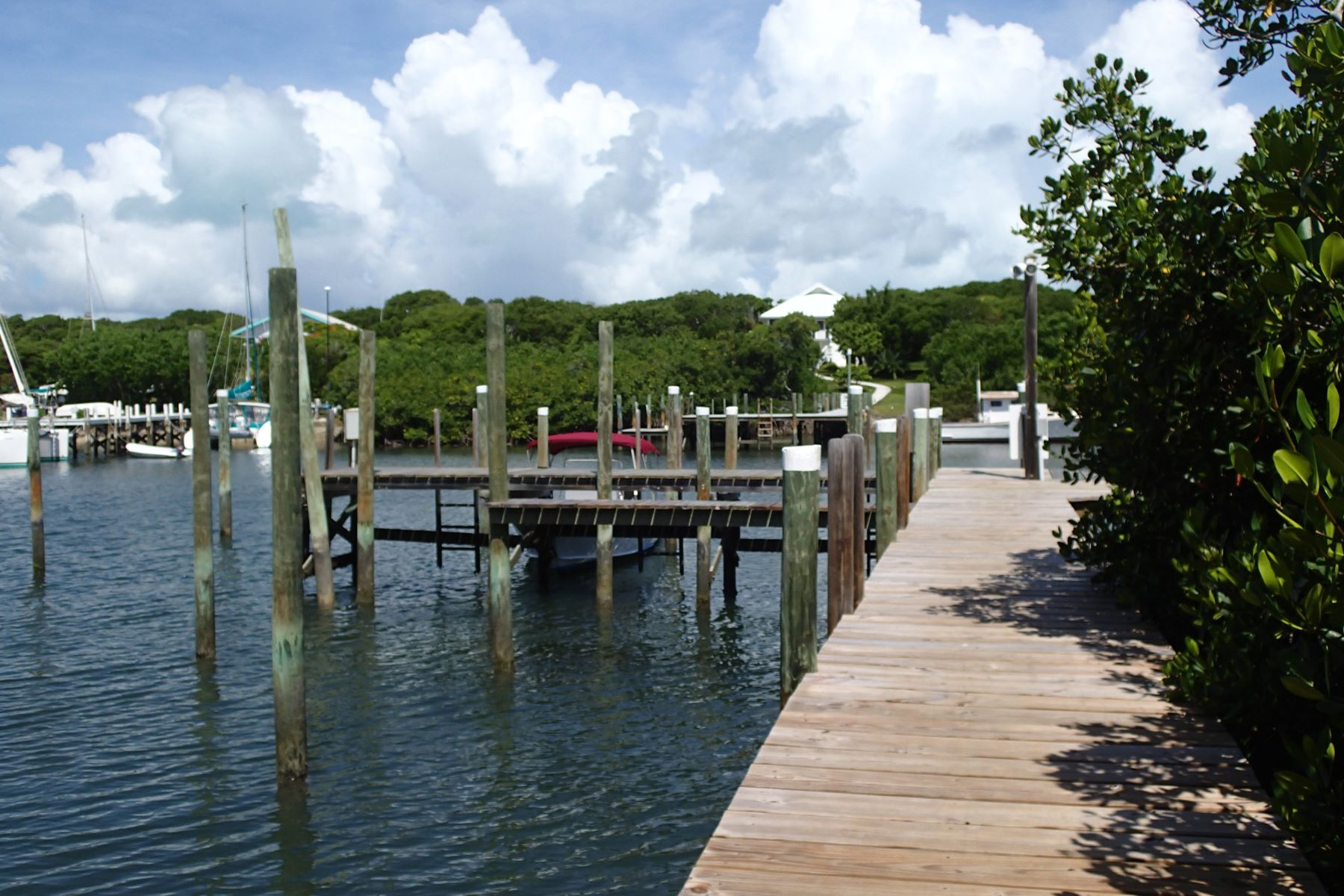 for Sale at Nigh Creek Dock Slip A Elbow Cay Hope Town, Abaco Bahamas