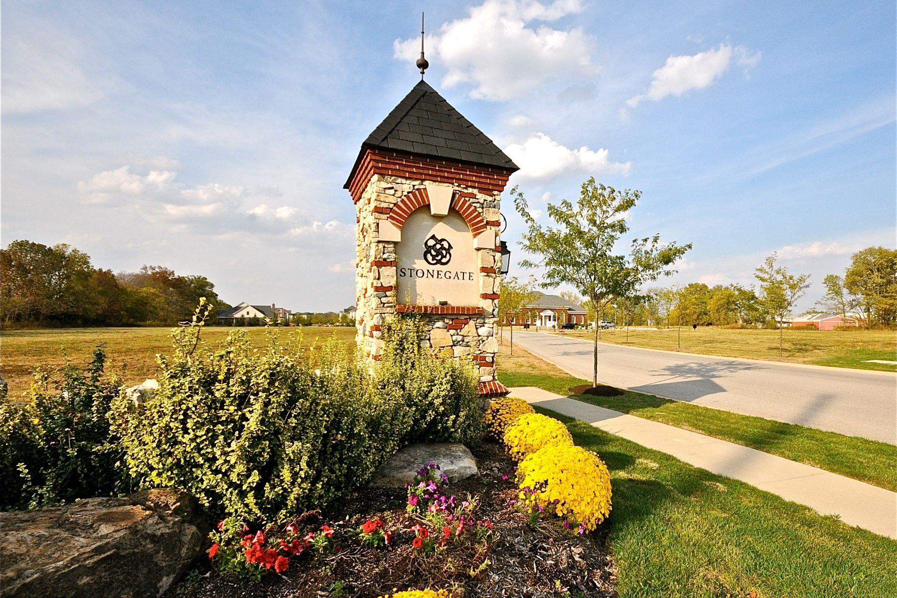 Land für Verkauf beim Premier Stonegate Lot 7679 Deerfield Lane Zionsville, Indiana, 46077 Vereinigte Staaten