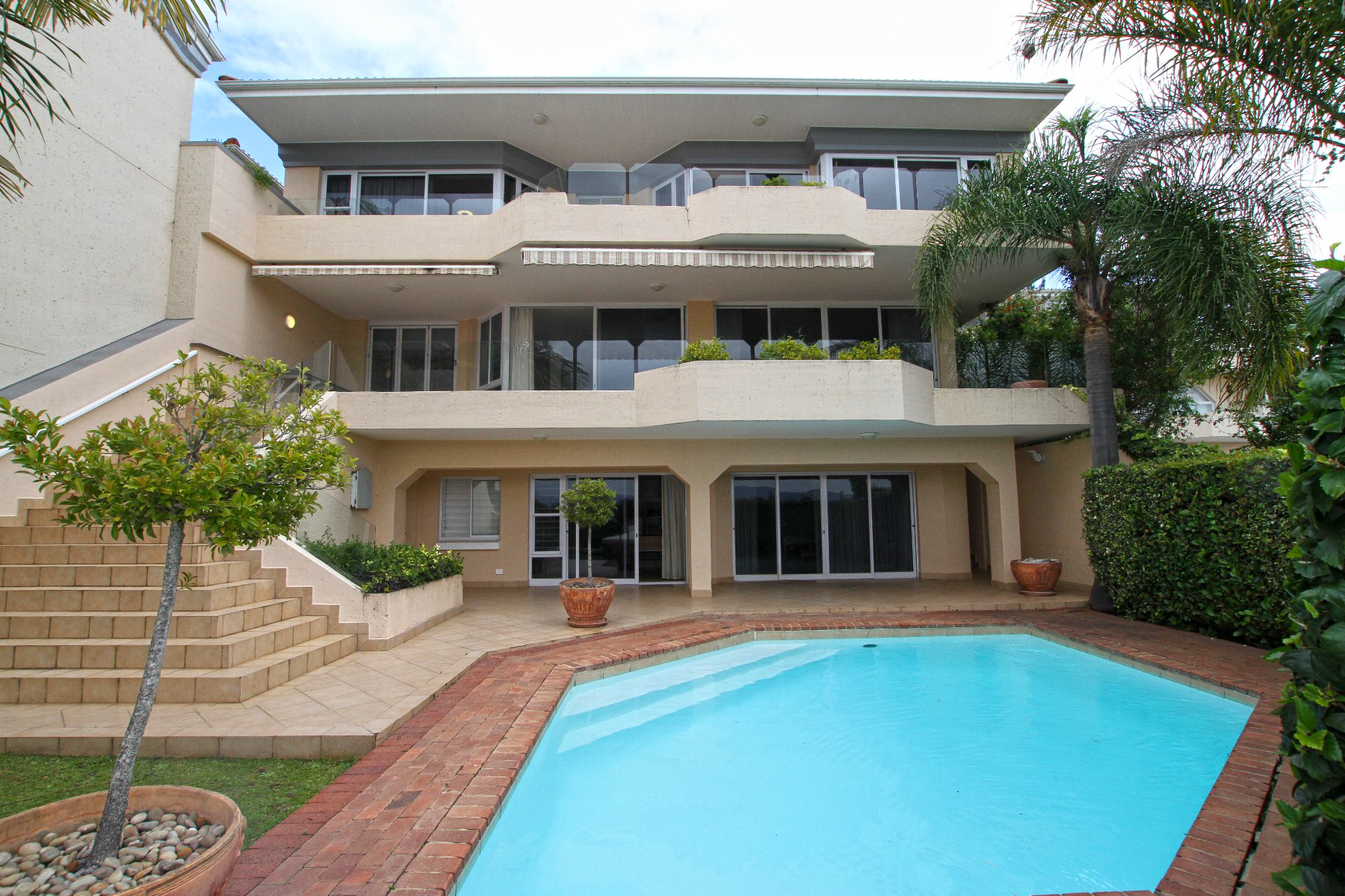 Single Family Home for Sale at Elegant Home with Sea Views Plettenberg Bay, Western Cape, 6600 South Africa