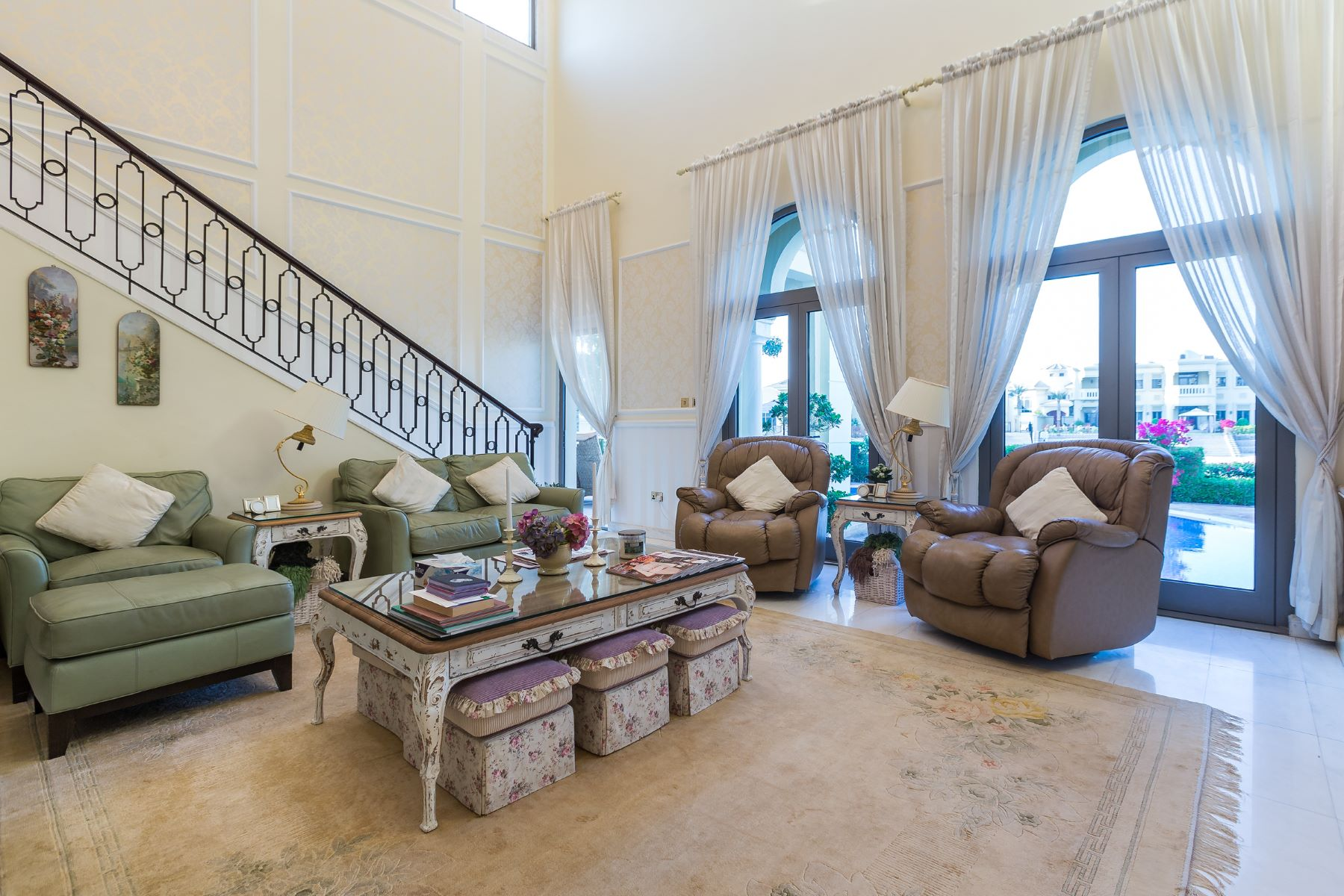 Single Family Home for Sale at Immaculate Signature Villa Dubai, Dubai United Arab Emirates