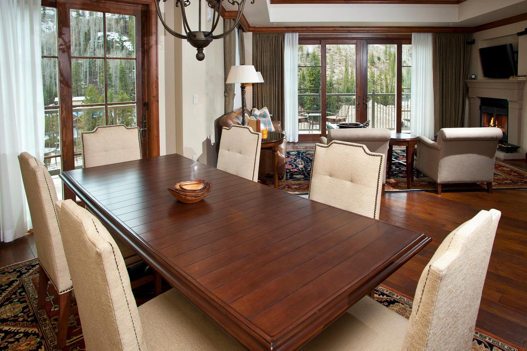 部分所有权 为 销售 在 The Ritz Carlton Club, Vail 728 W. Lionshead Circle #429-28 韦尔, 科罗拉多州, 81657 美国
