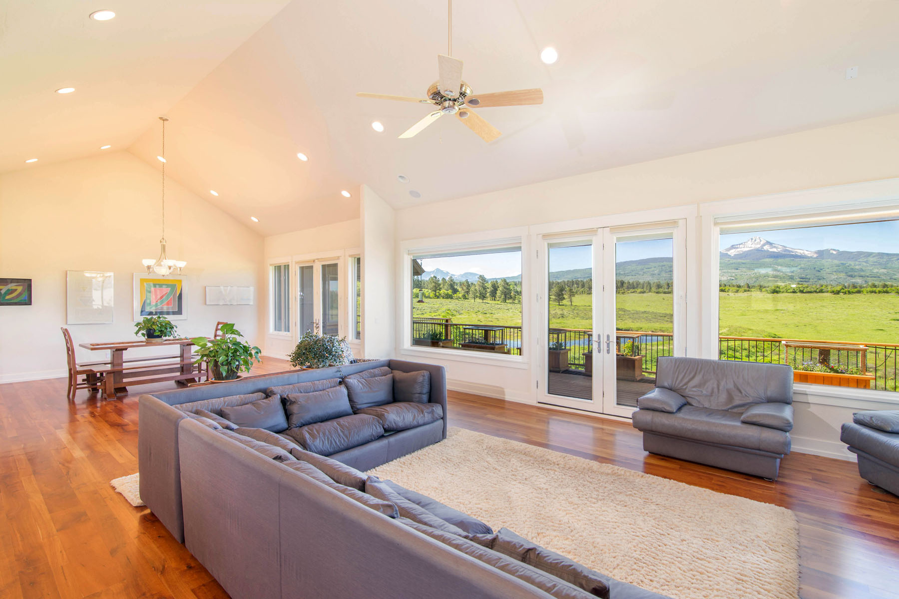 Single Family Home for Sale at 10291 County Road 44ZS Norwood, Colorado, 81423 United States