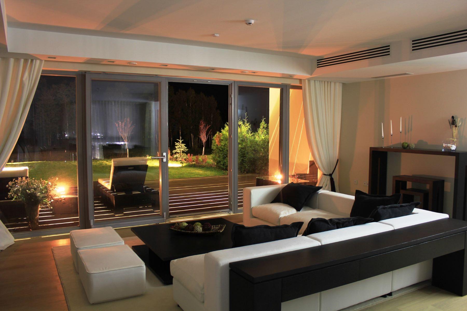 단독 가정 주택 용 임대 에 wo Bedroom Semi-Detached House Surrounded By Golf Course Vilnius, Vilnius County, 리투아니아