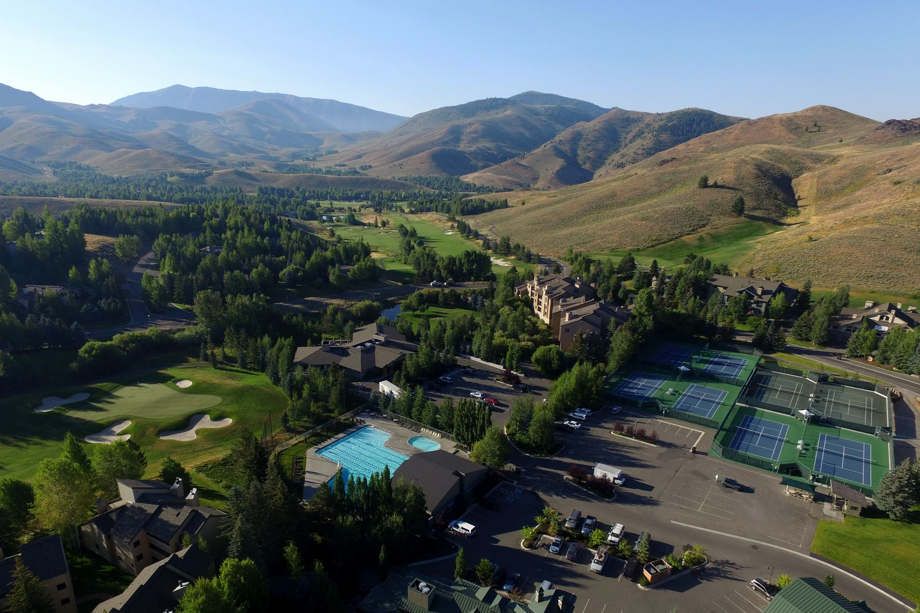 Additional photo for property listing at Affordable Sutio 113 Angani Way #2058 Sun Valley, Idaho 83353 États-Unis