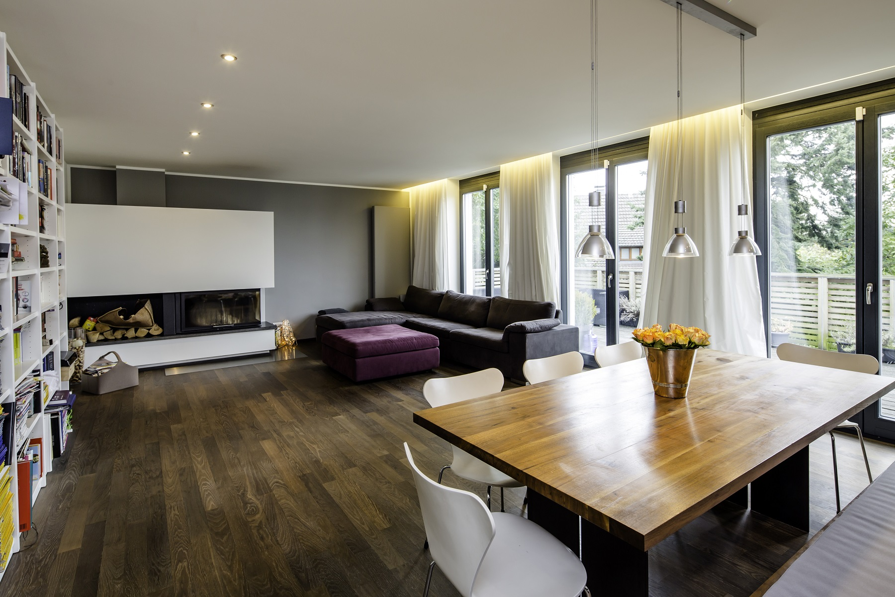 Casa Unifamiliar por un Venta en Modern Family Idyll Frankfurt, Hessen, 60325 Alemania