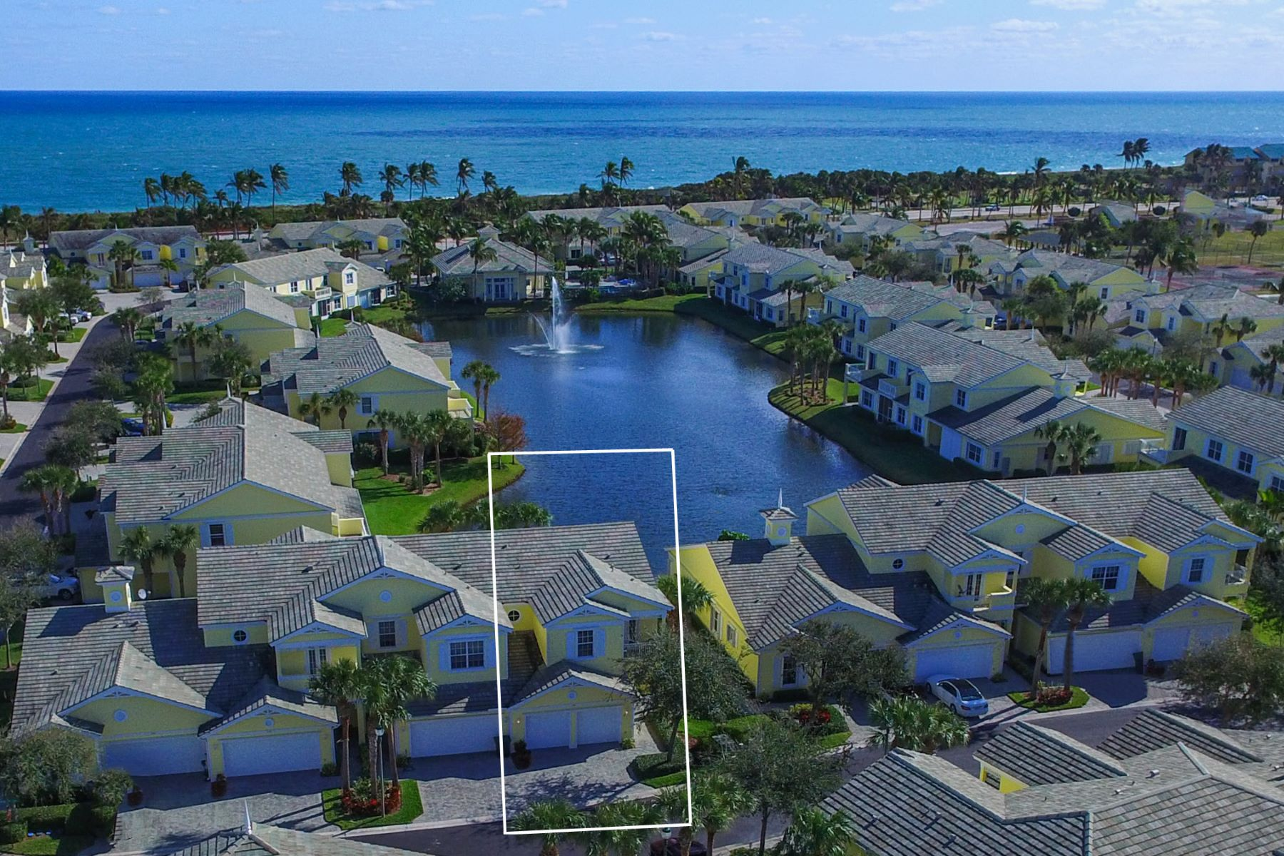 多棟聯建住宅 為 出售 在 106 Shelley Lane Hutchinson Island, 佛羅里達州, 34949 美國