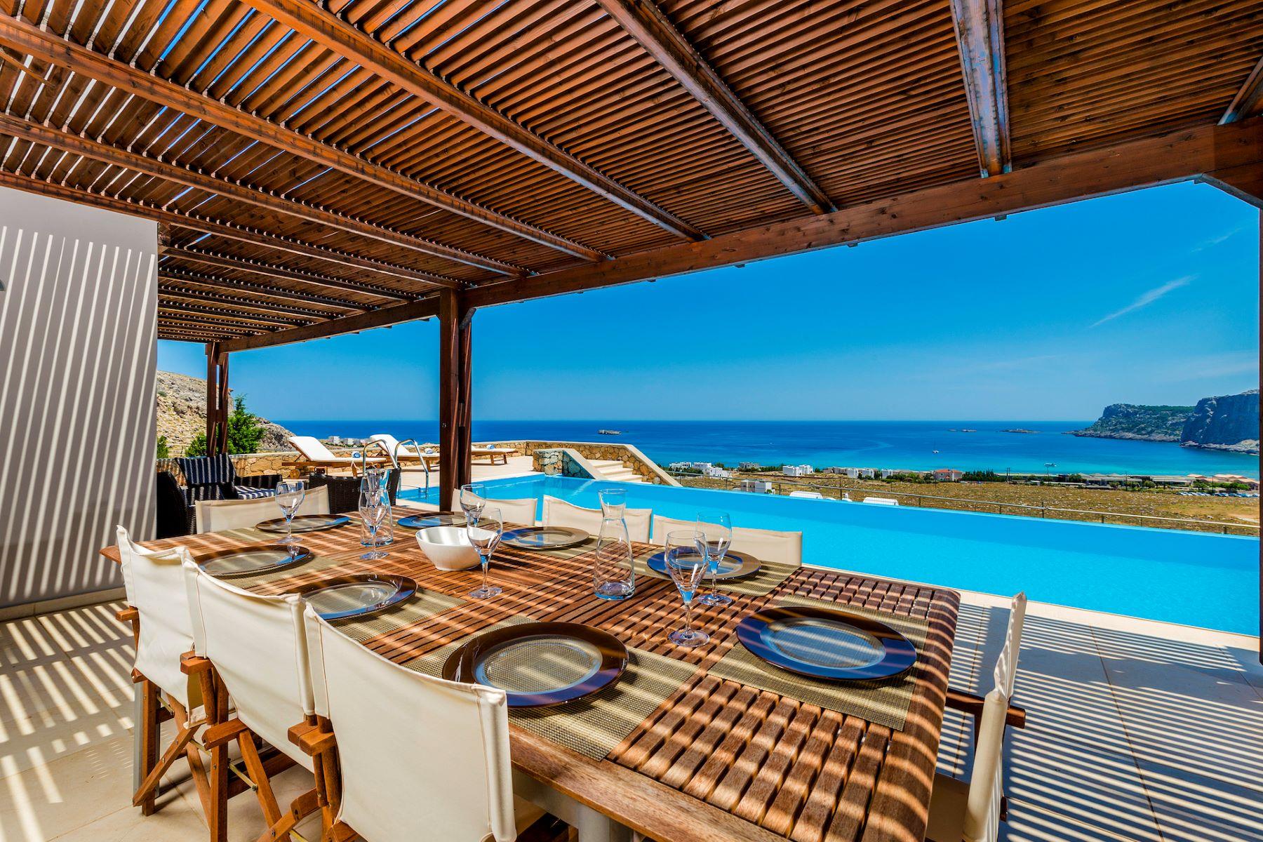 Single Family Home for Sale at Jet Set Navarone Bay Jet-Set Rhodes, Southern Aegean, 85133 Greece