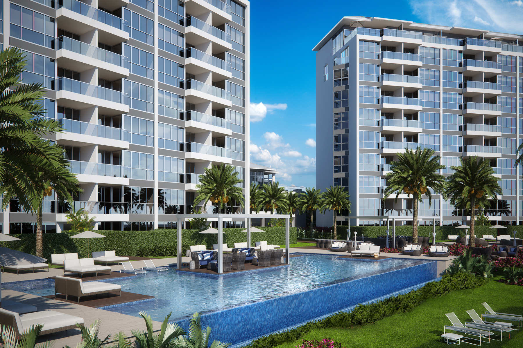 sales property at Azure Residences