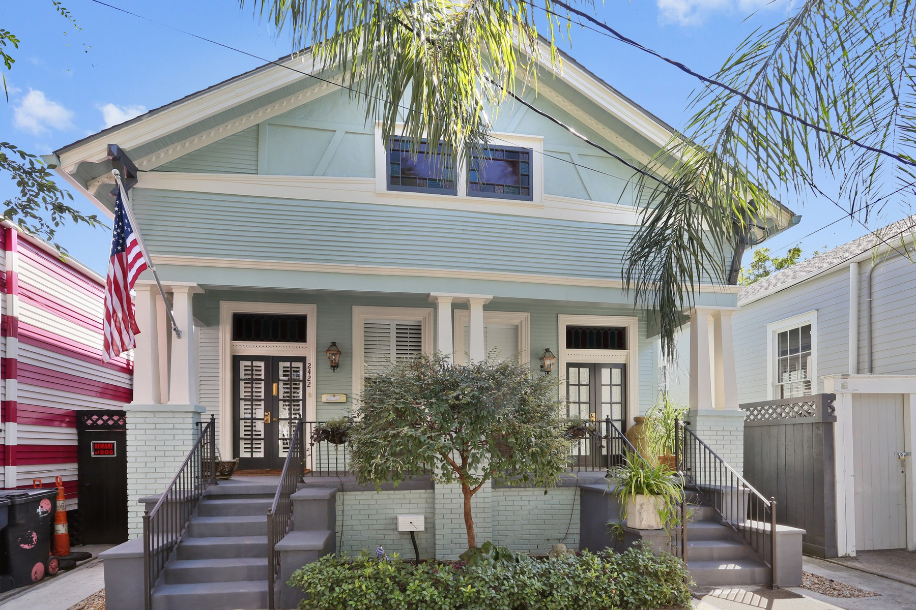 Single Family Home for Sale at 2422 Royal Street New Orleans, Louisiana 70117 United States