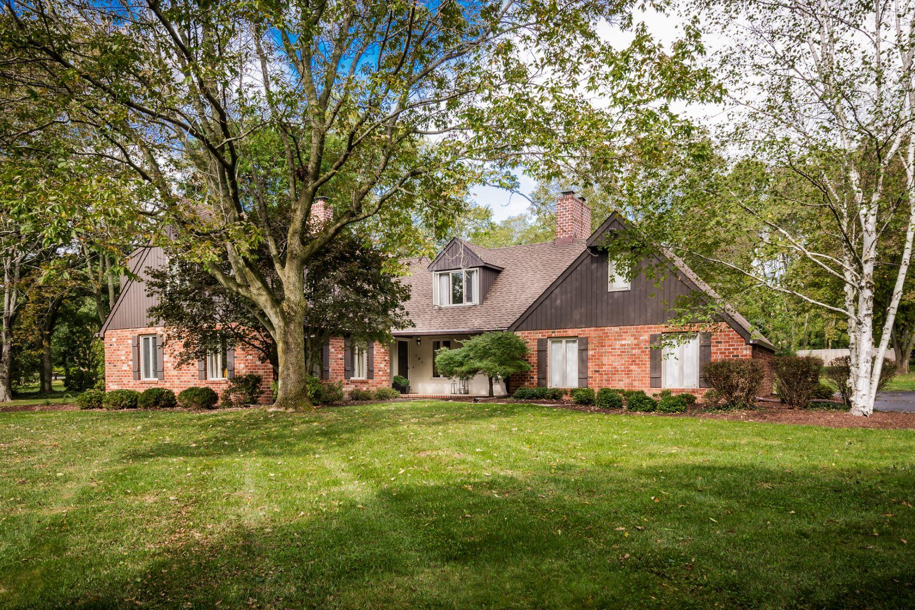 Casa Unifamiliar por un Venta en Buyer Friendly - Hopewell Township 101 West Shore Drive Pennington, Nueva Jersey, 08534 Estados Unidos