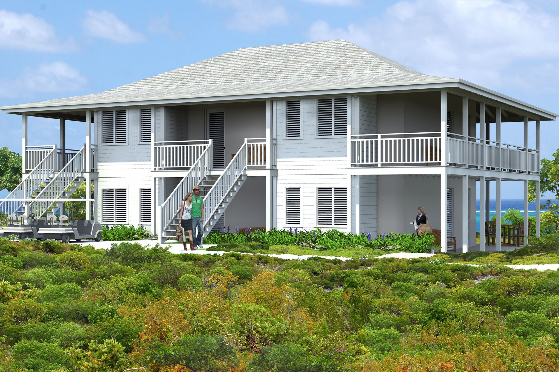 Additional photo for property listing at Ridgetop Residence 811 Sailrock, South Caicos Turks And Caicos Islands