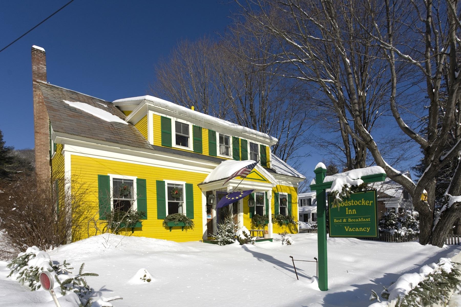 多戶家庭房屋 為 出售 在 Woodstocker Inn 61 River Street Woodstock, 佛蒙特州, 05091 美國