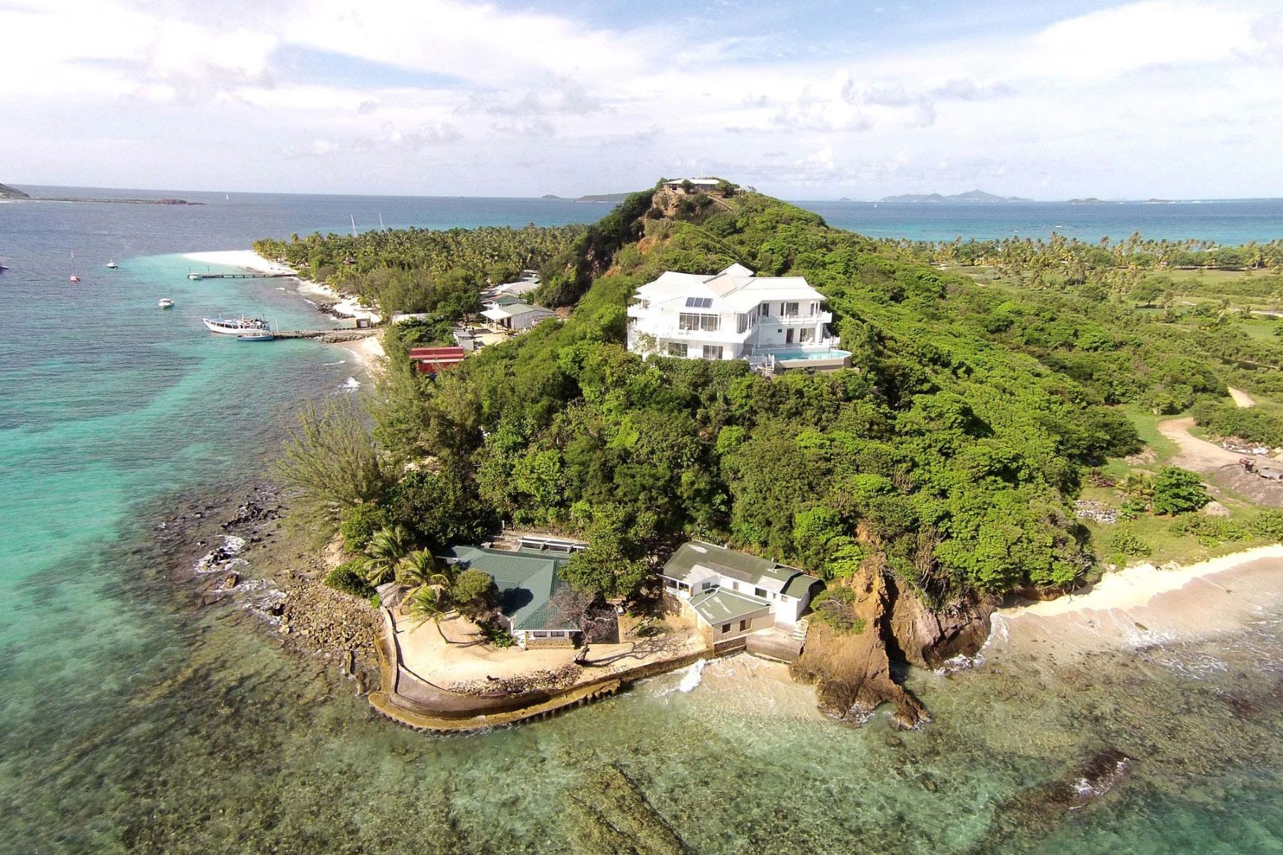 Private Island for Sale at Villa Almaviva - Private Island Luxury Living Palm Island, Saint Vincent And The Grenadines