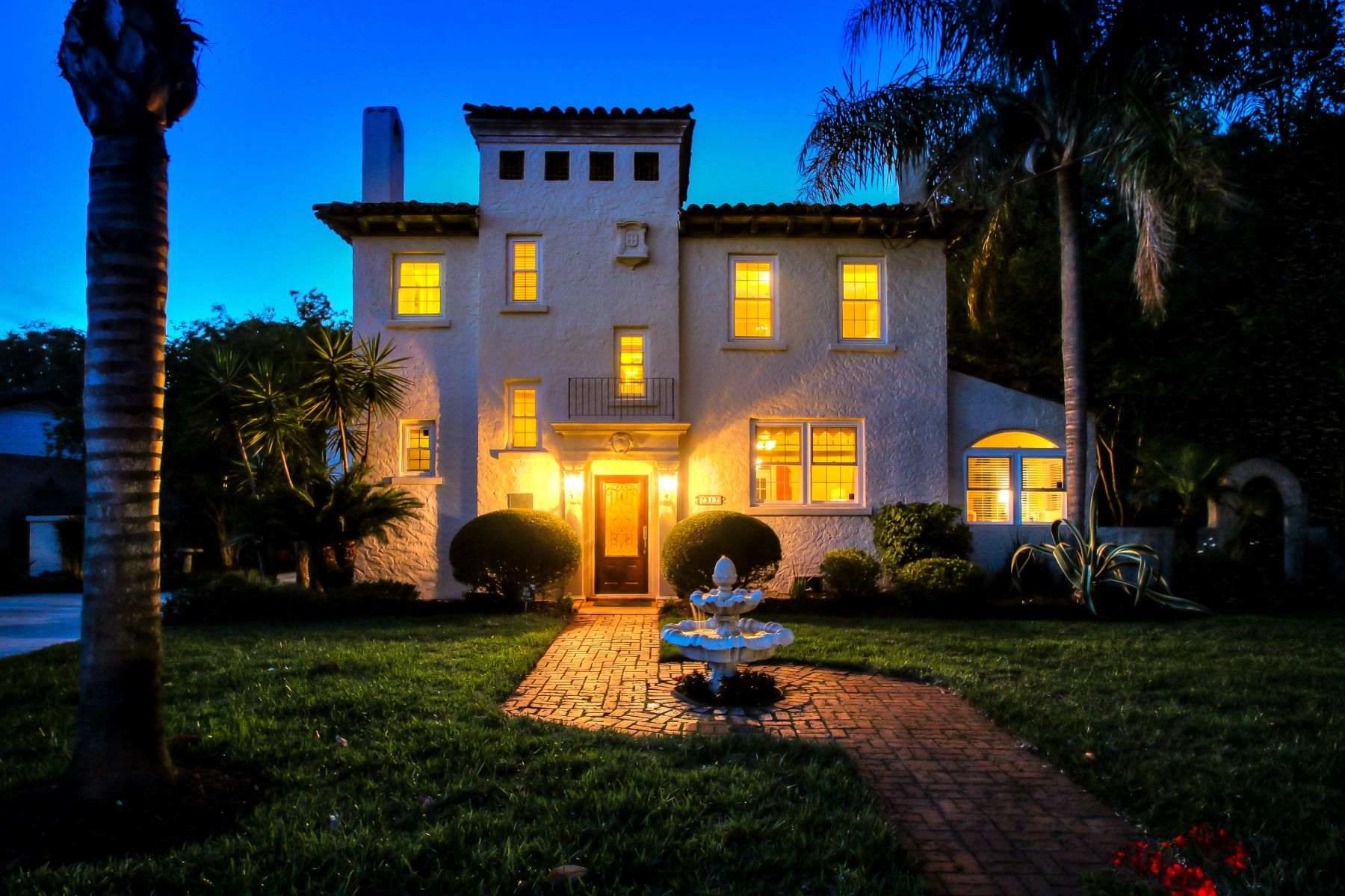 Maison unifamiliale pour l Vente à 7317 San Jose 7317 San Jose Blvd Jacksonville, Florida, 32217 États-Unis