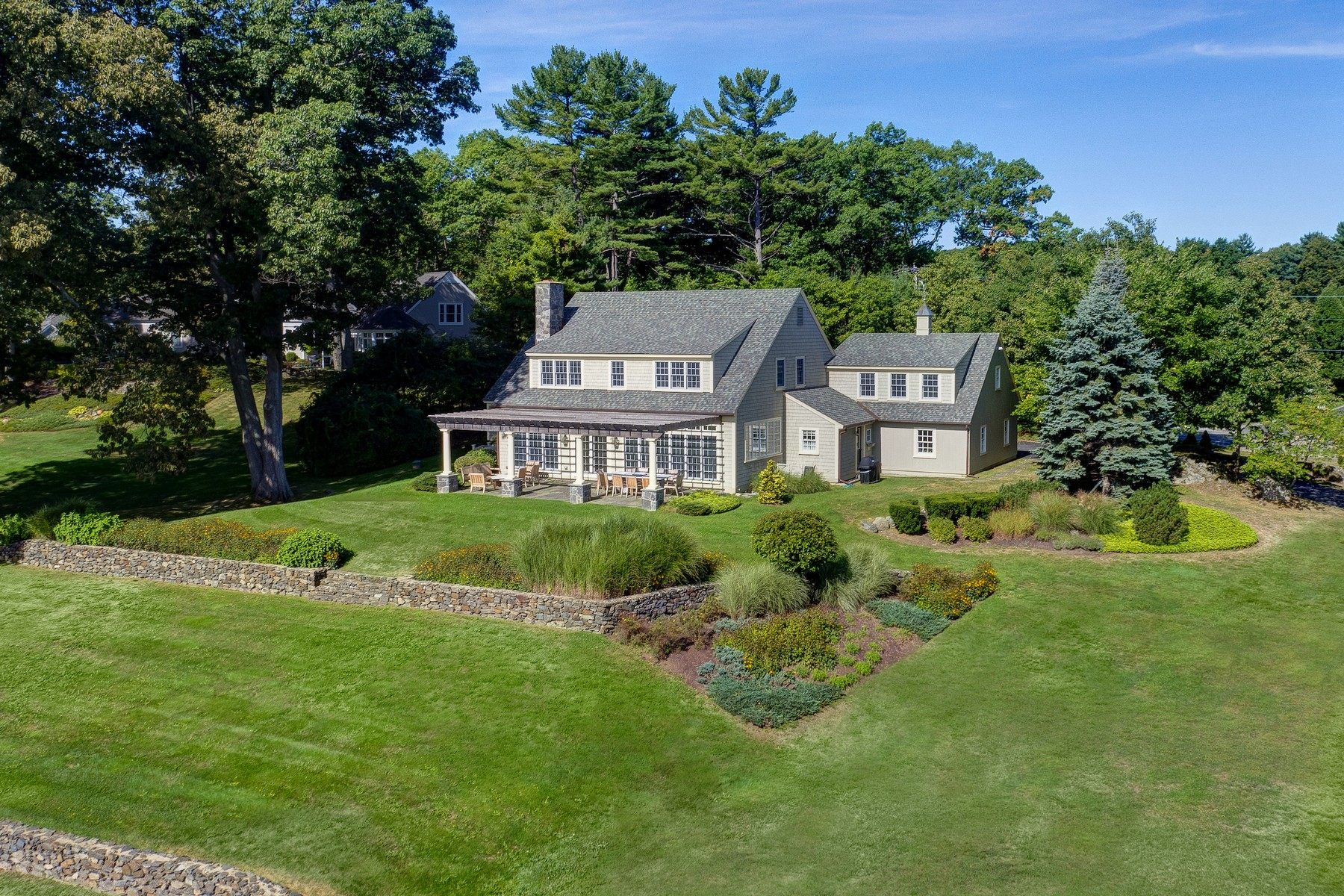 Maison unifamiliale pour l Vente à Overlooking the 18th at Wentworth by the Sea CC 90 Wentworth Road Rye, New Hampshire, 03870 États-Unis
