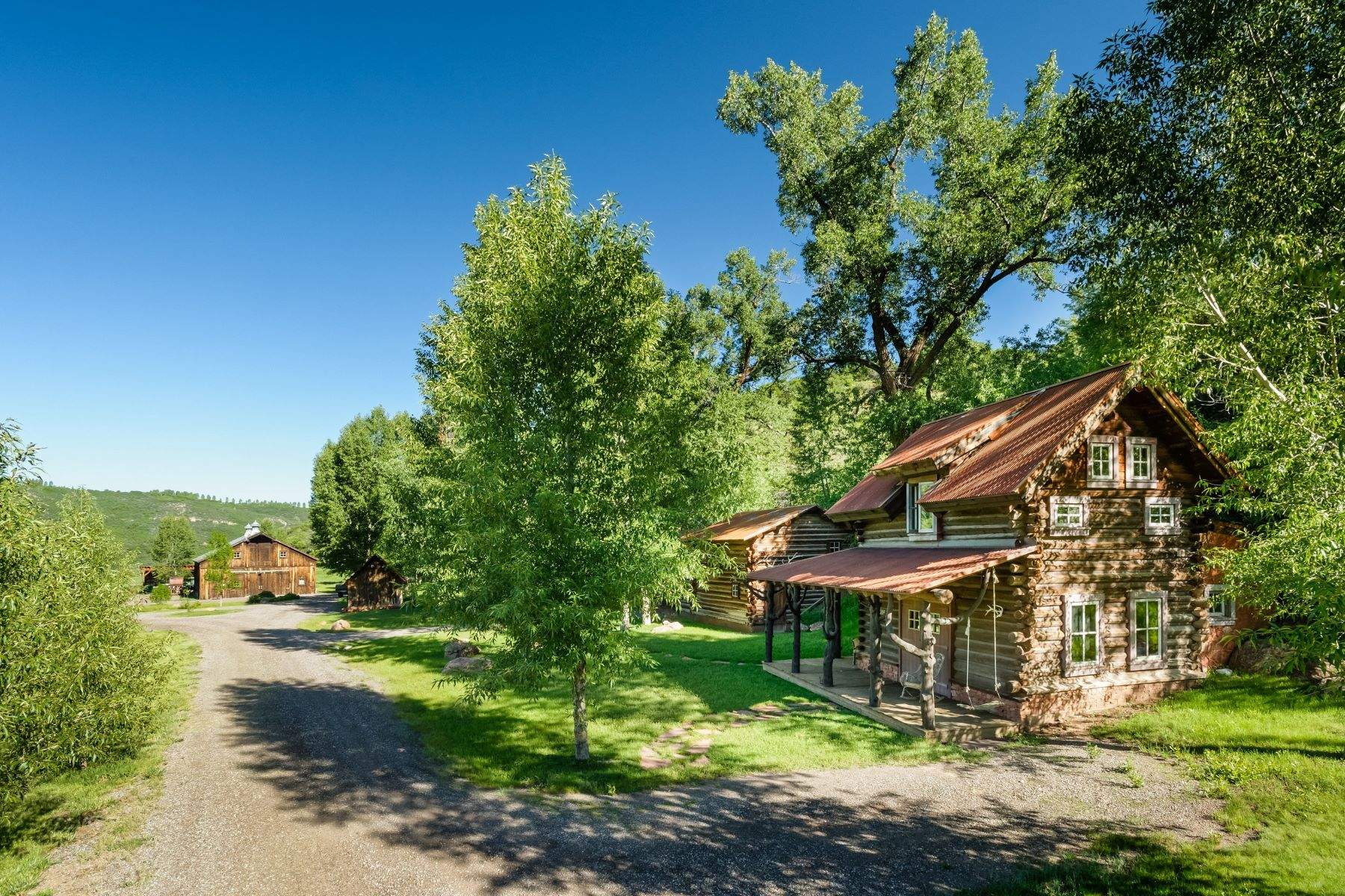 Additional photo for property listing at Circle R Ranch 3448 Woody Creek Road Woody Creek, Colorado 81656 United States