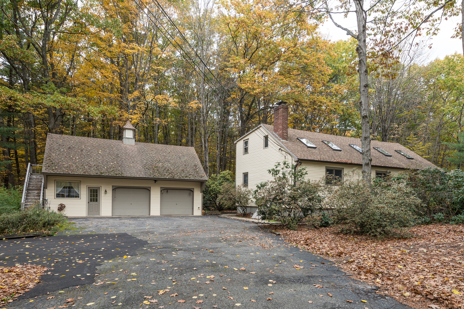 Single Family Home for Sale at Beach House near the Mountain 182 Clay Hill Road York, Maine, 03902 United States
