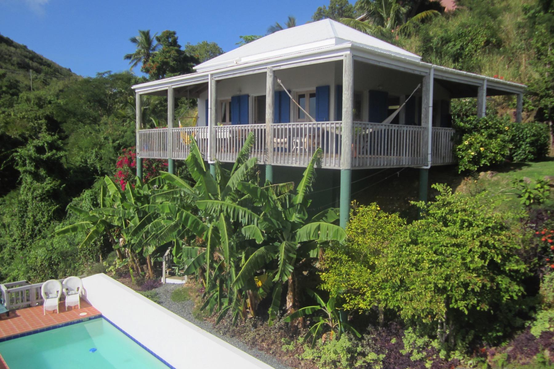 二世帯住宅 のために 売買 アット Makere House Cane Garden Bay, トルトラ イギリス領ヴァージン諸島