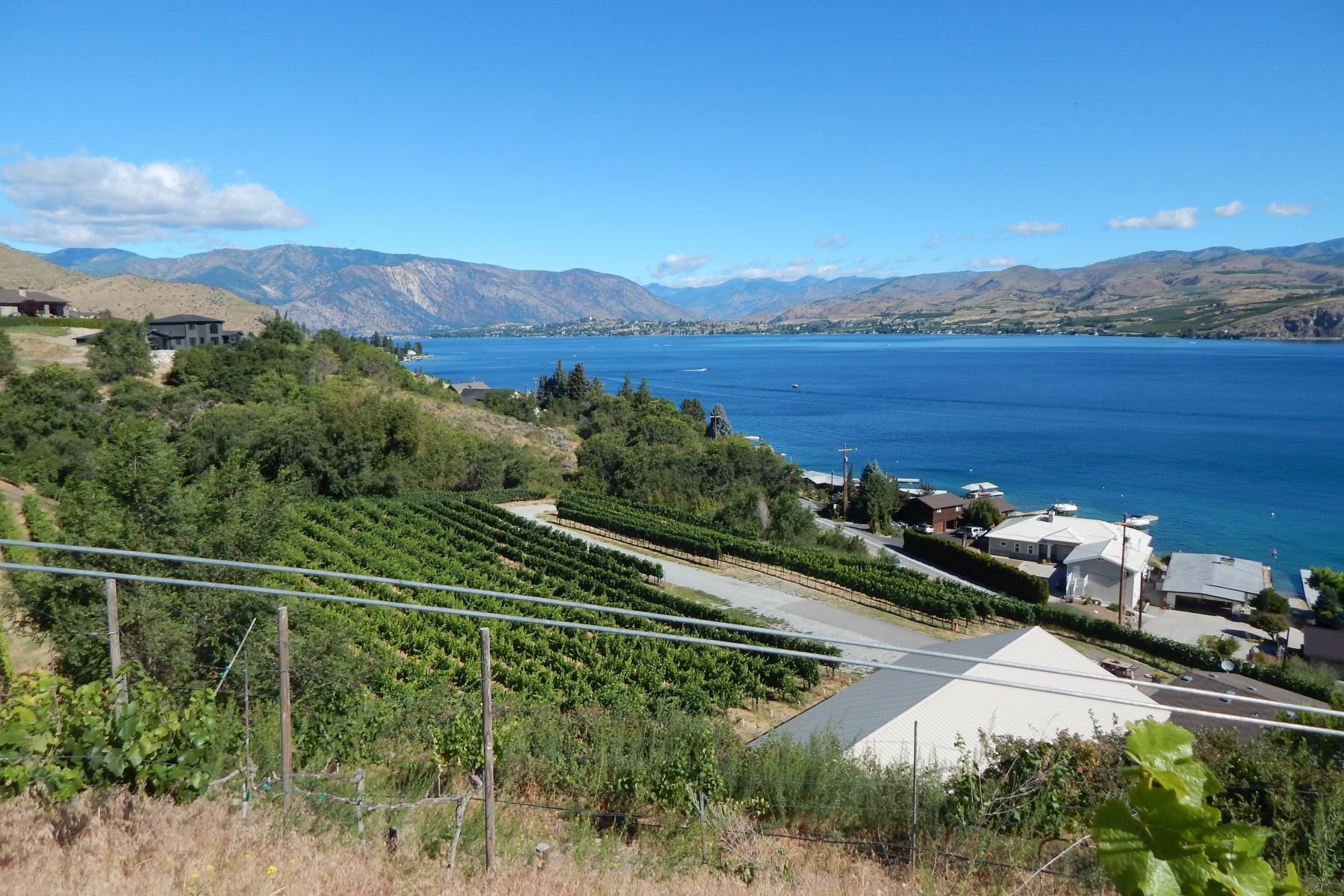 Vineyard for Sale at Chelan Estate Winery 755 S Lakeshore Dr Chelan, Washington 98816 United States