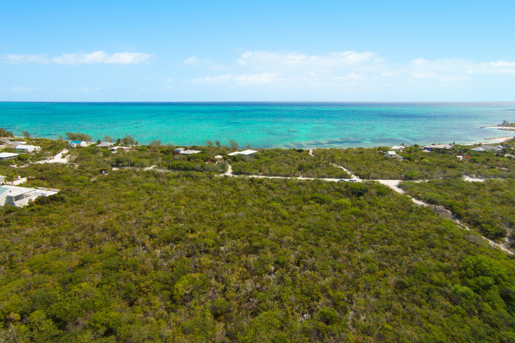 Земля для того Продажа на Thompson's Cove Homesite Ocean View Thompson Cove, TCI BWI Теркс И Кайкос