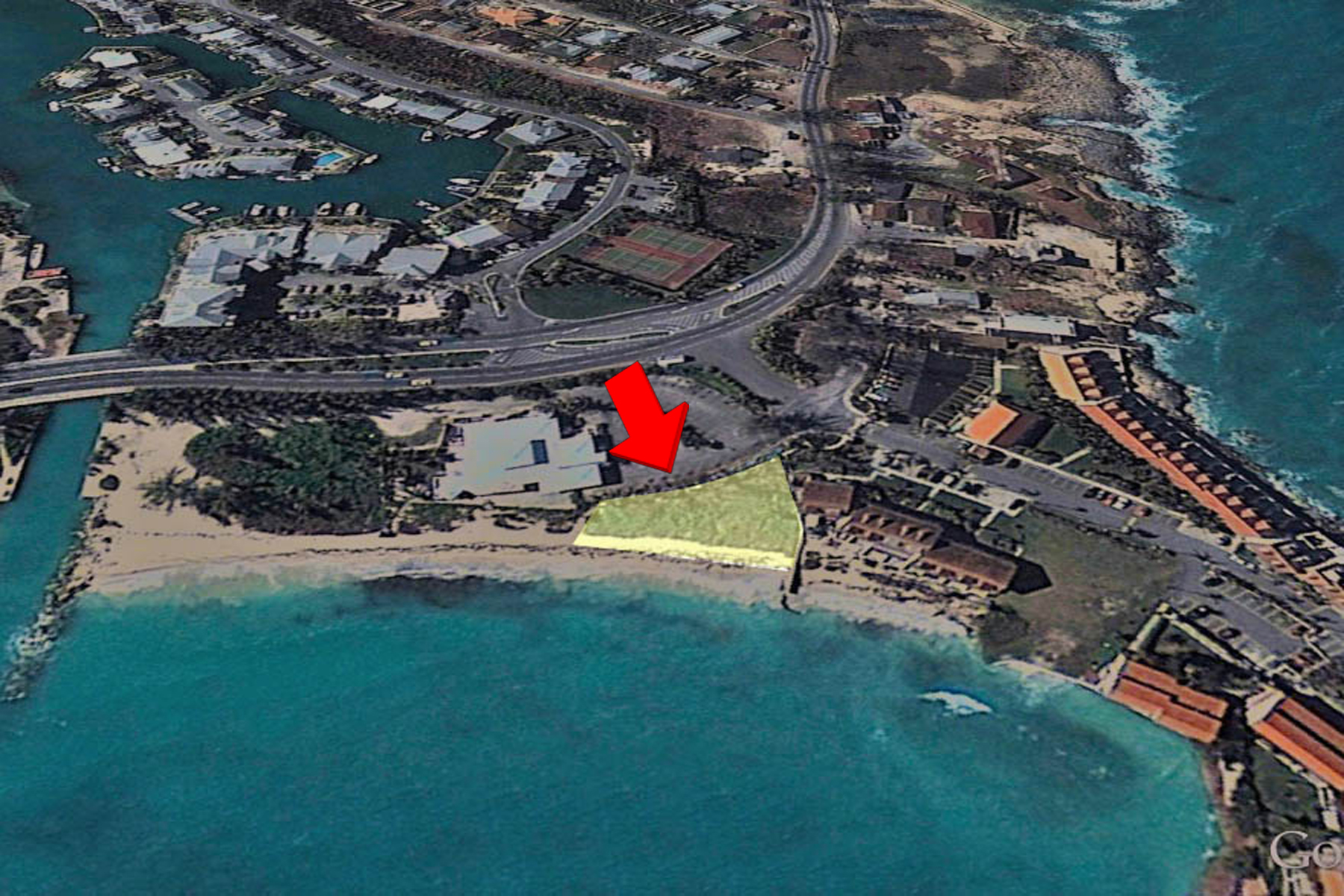 Commercial for Sale at Open Zone Land off West Bay Street Cable Beach, Nassau And Paradise Island Bahamas