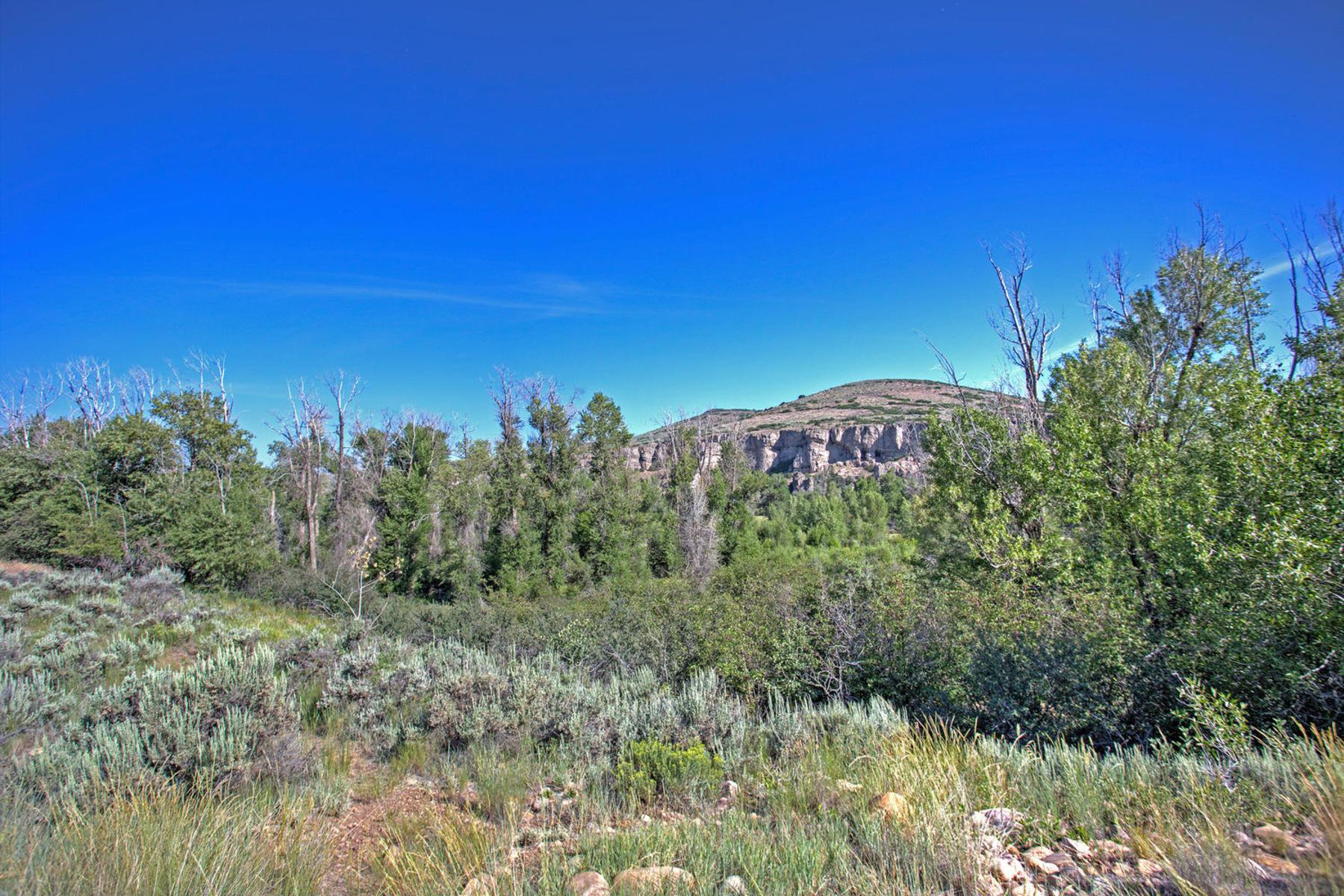Земля для того Продажа на River Front Home Site at Victory Ranch with Buyer Agency Bonus 6795 E Cliff View Ct Heber City, Юта, 84032 Соединенные Штаты