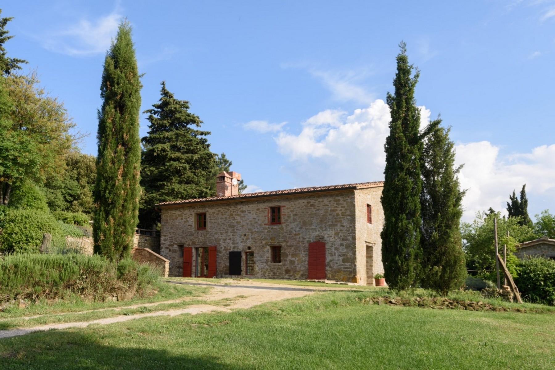 Additional photo for property listing at Siena view - Country retreat Chianti hills Monte San Savino, Arezzo Italie