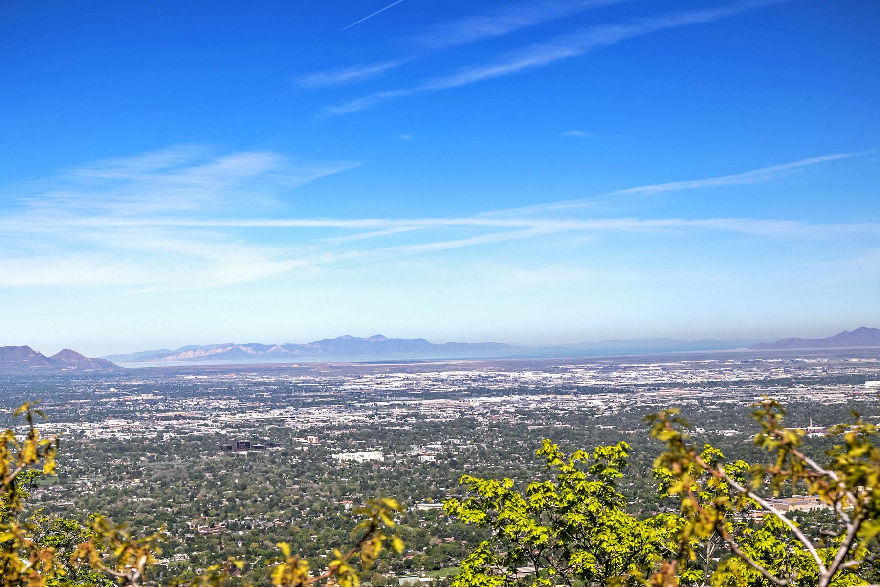 Đất đai vì Bán tại Unbeatable Views on Over 17 Acres 4631 Thousand Oaks Salt Lake City, Utah, 84121 Hoa Kỳ
